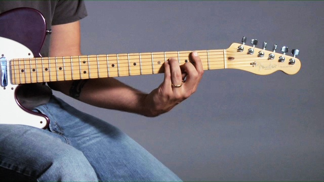 How to Play a B Minor Barre Chord on Guitar