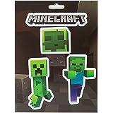 Minecraft Sticker Sheet - Mob Caves