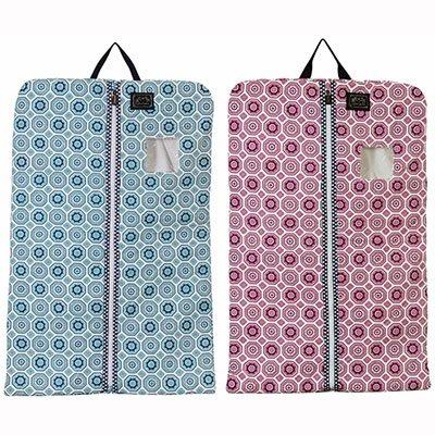 Equine Couture Women's Kelsey Garment Bag, Aqua, Standard