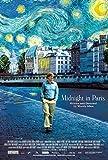 """Midnight In Paris - (24"""" X 36"""") Movie Poster"""