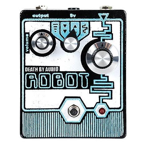 Death By Audio Robot · Pedal guitarra eléctrica: Amazon.es: Instrumentos musicales