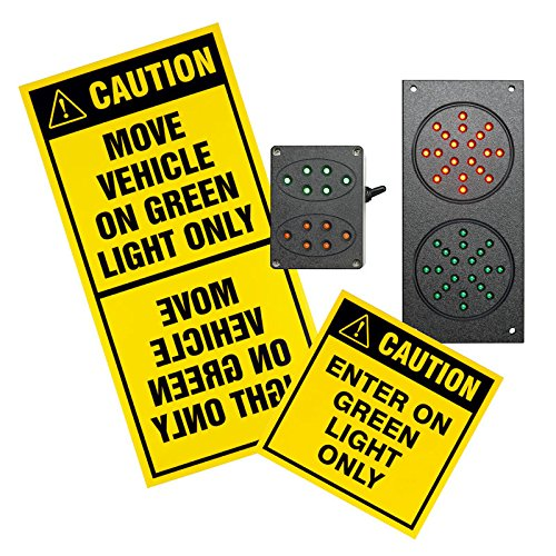 TCS-3000 24V Sure-Lite Exterior Traffic Control System, 5'' Width x 10-3/4'' Height by IDEAL (Image #3)