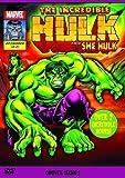 The Incredible Hulk and She Hulk