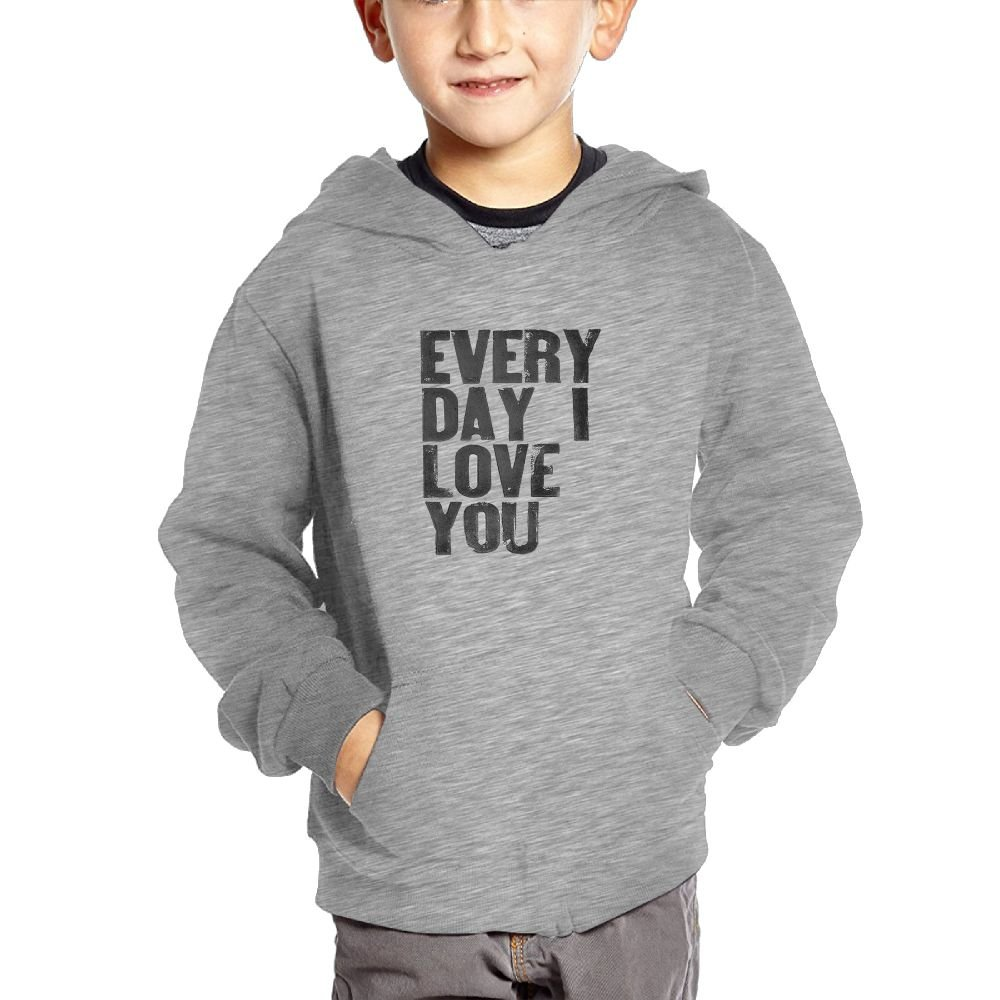 Charlotte Housman Girl Love You Everyday Casual Style Travel Sweaters Ash 3 Toddler