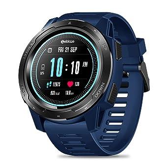 Zeblaze Vibe 5 HR Reloj Inteligente Deportivo, Smartwatch Hombre ...