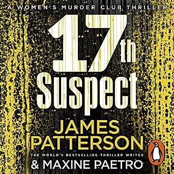 17th Suspect: Women's Murder Club, Book 17 (Audio Download): Amazon
