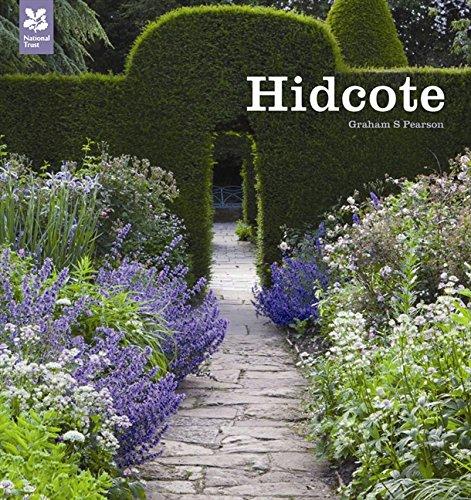 Hidcote por Anna Pavord,Graham Pearson