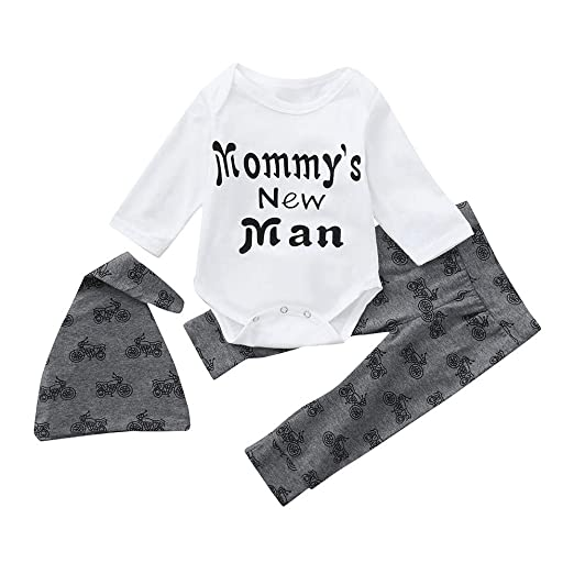 Baby & Toddler Clothing Temperate New Boys Babygrows 12-18 Months