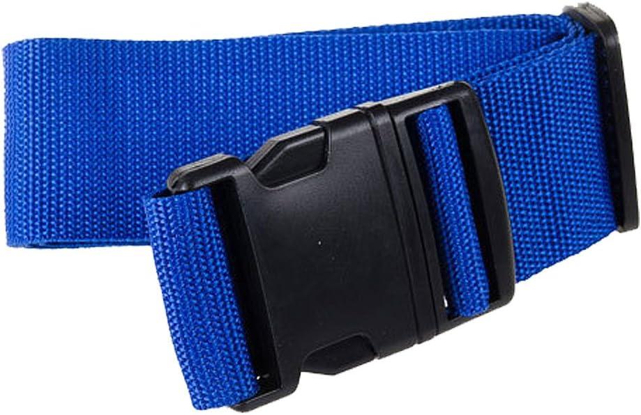 200/cm de long r/églable ceinture de sangle de bagage sac de voyage accessoires pour valise 50,8/ orange 81,3/cm Aveson Lot de 2/sangles de bagages