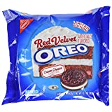 Oreo Seasonal Red Velvet Cookies, 10.7 Ounce by Oreo Seasonal