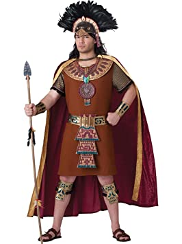 0cbfe81a Mayan King Elite Deluxe Adult Costume: Amazon.co.uk: Toys & Games