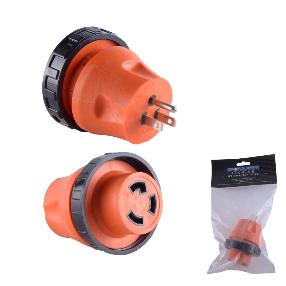 RV Power Twist Lock Inlet 30A Power Inlet