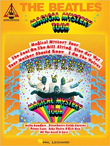 Book The Beatles - Magical Mystery Tour (Guitar Recorded Versions)