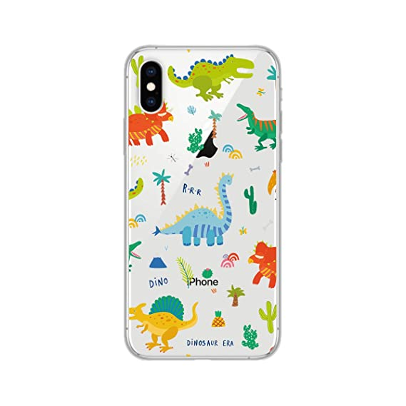 dinosaur iphone xs case