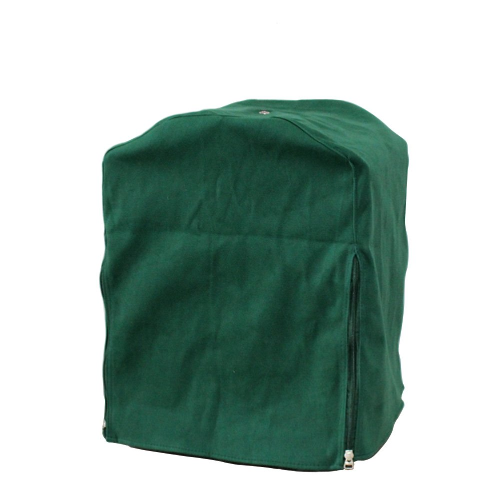 OMEM Windproof Universal Bird Cage Cover Green, 12 x 12 x 16 inches (30.5x30.5x40.5 cm) (Windproof)