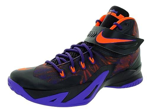 Nike Hombres de Zoom Soldado VIII PRM Zapatillas de Baloncesto: NIKE: Amazon.es: Zapatos y complementos