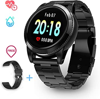 GOKOO Sports Smartwatch Fitness Tracker for Men Women