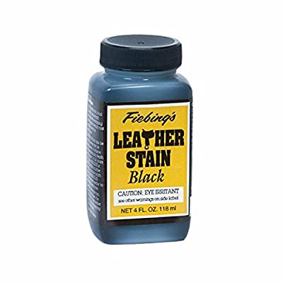 Fiebing's Leather Stain 4fl Oz: Sports & Outdoors