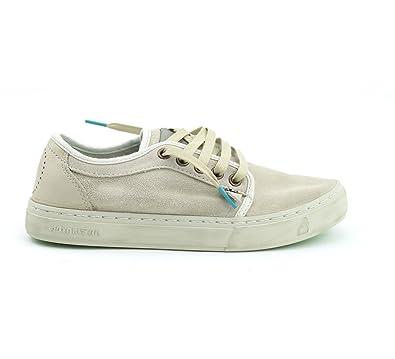 Satorisan Damen Heisei Beige 171005 Sneaker Suede v6Yf7ybg