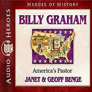 Bill Graham (Heroes of History) Audiobook