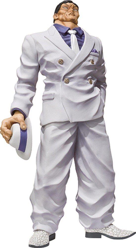 Figuarts Zero - Kaoru Hanayama [Baki the Grappler] (PVC Figure)