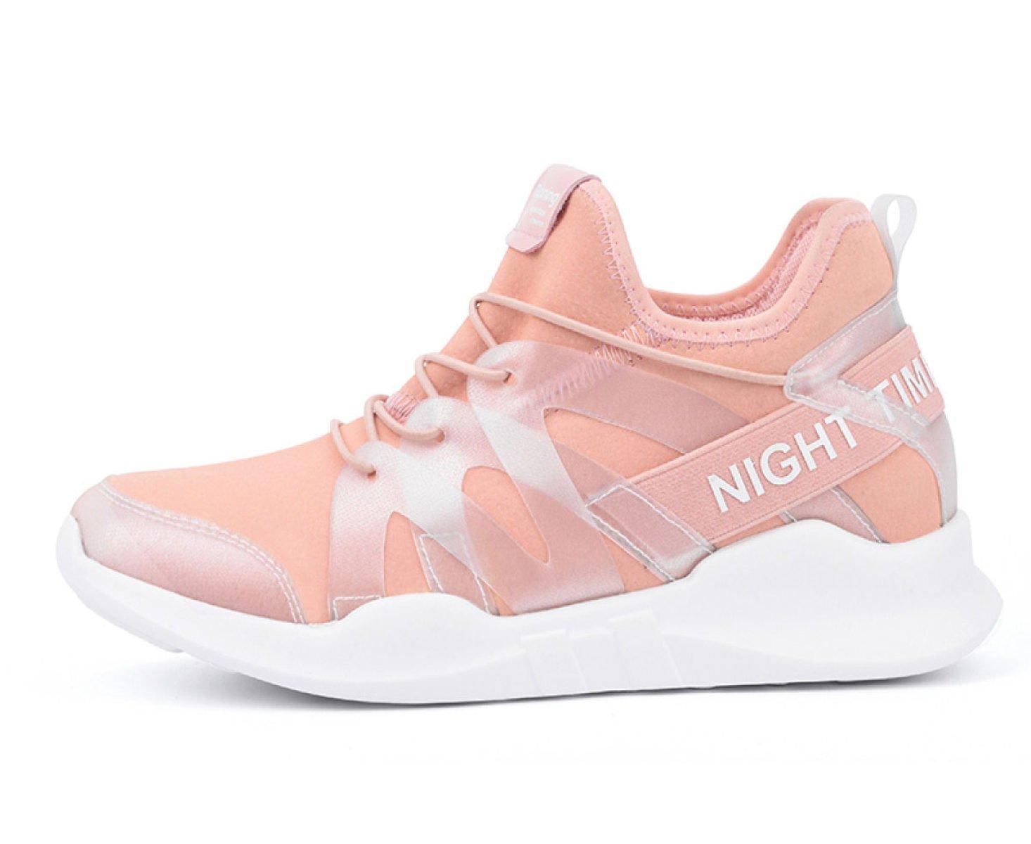 Yrps Sra. Zapatos Deportivos Zapatos Casuales De Primavera Y Otoño Zapatos Casuales PU 40 EU|D