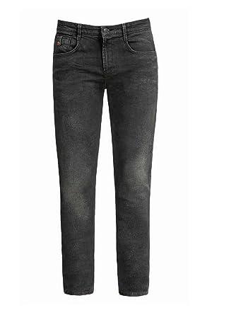 LTB Herren Jeans Jonas - Slim Tapered Fit - Schwarz - Pawel Undamaged Wash c6663a3bb0