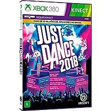 Jogo Ubisoft Just Dance 2018 Xbox 360 DVD UBP 50202115