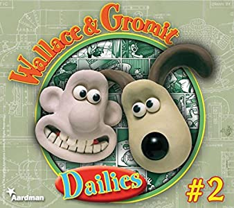 Wallace & Gromit Dailies #8