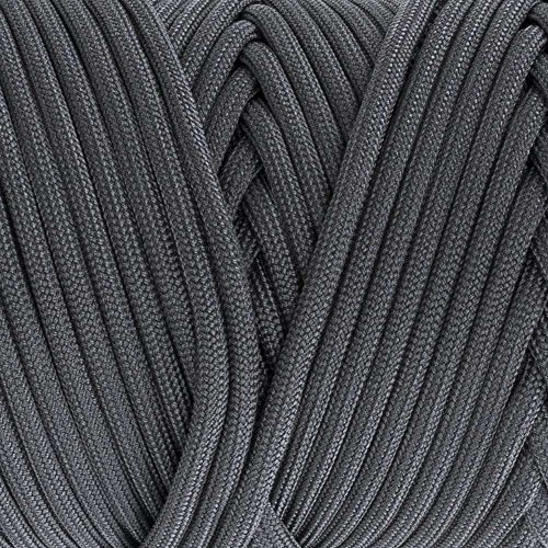 GOLBERG 750lb Paracord / Parachute Cord – US Military Grade – Authentic Mil-Spec Type IV 750 lb Tensile Strength Strong Paracord – Mil-C-5040-H – 100% Nylon – Made in USA by GOLBERG G (Image #1)
