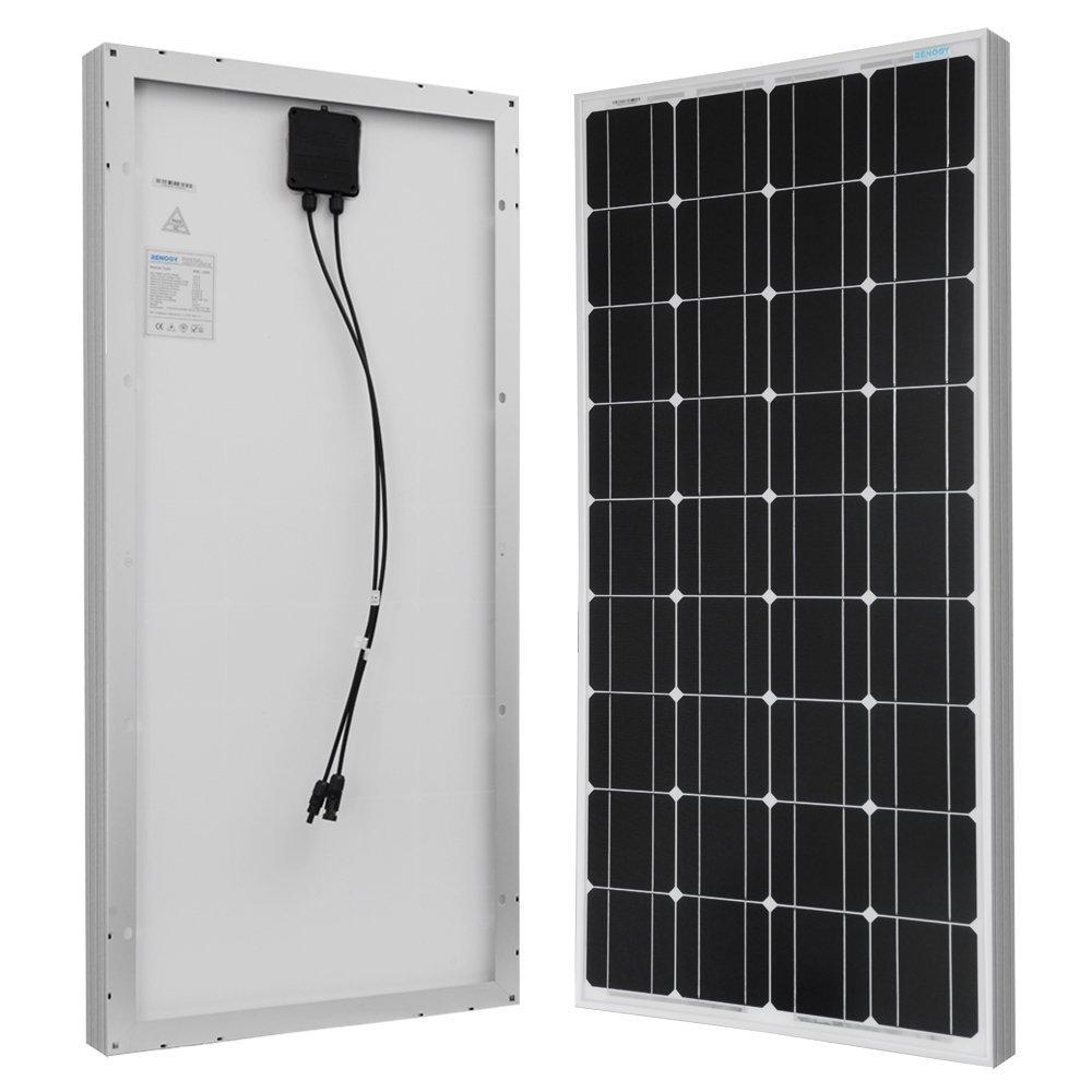 Amazon.com : Renogy 300 Watt 12 Volt Solar Premium Kit : Garden & Outdoor