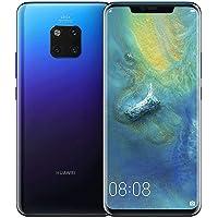 Huawei Mate 20 Pro LYA-L29 128 GB + 6 GB – Versión Internacional de fábrica – gsm Solamente, sin CDMA – sin garantía en los Estados Unidos, Twilight