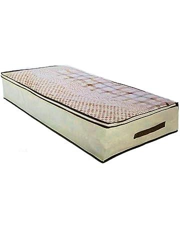 Cajas para debajo de la cama, para ahorro de espacio, cajas de almacenamiento guardarropa