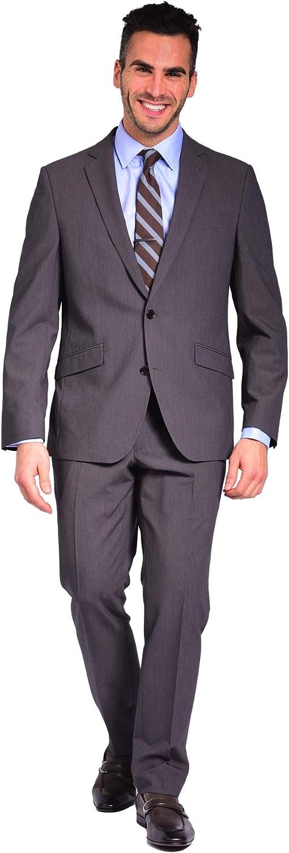 Craft /& Soul Mens Slim Fit Stretch Tech Suit Separate Pant