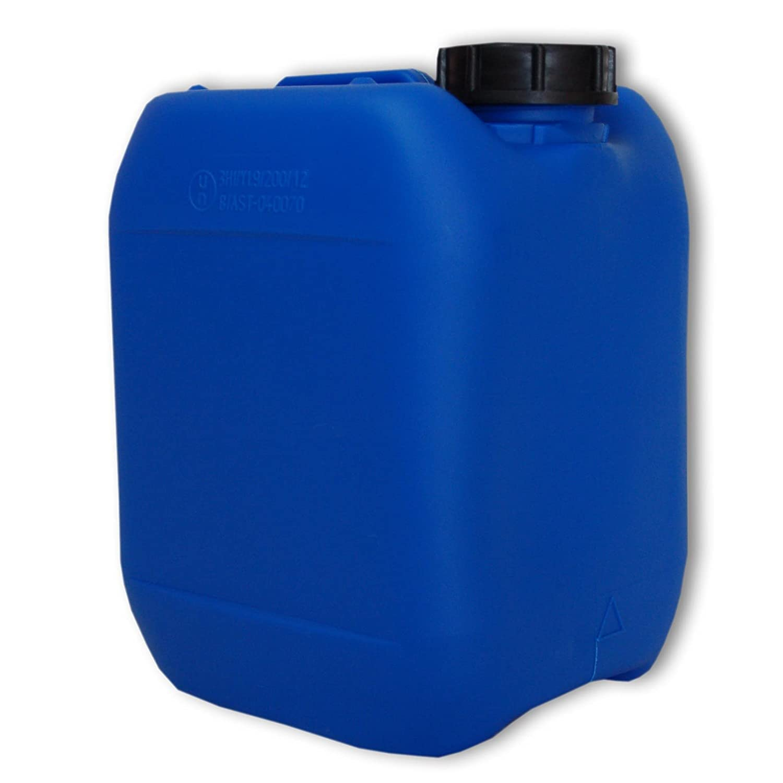2 x 60 L Kanister blau Camping Plastikkanister Wasserkanister Behälter NEU