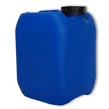 Hervorragend 5 Liter Kanister Wasserkanister, DIN51, blau: Amazon.de: Auto EA09
