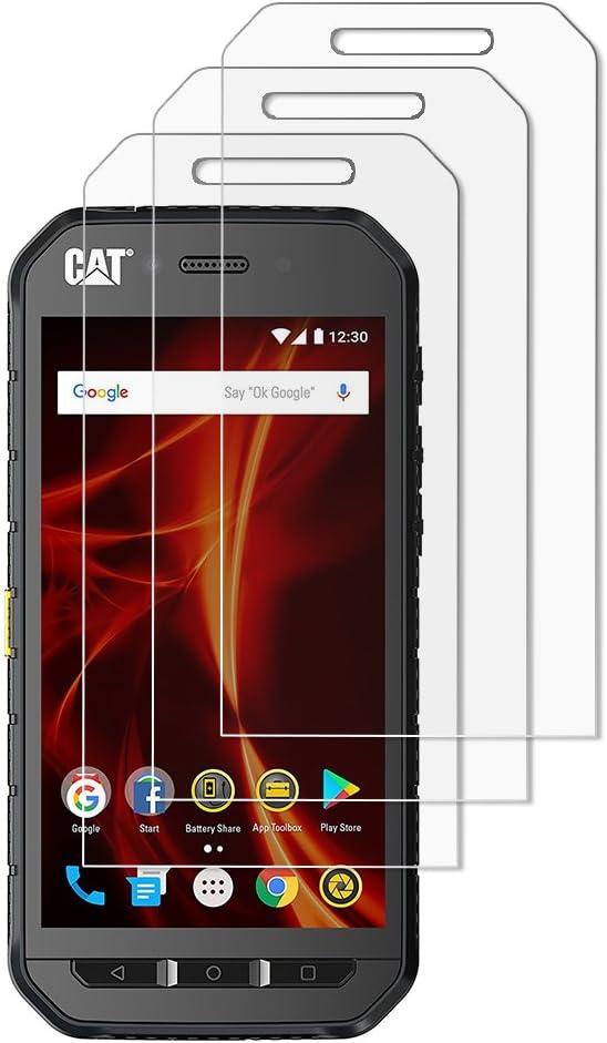 Pack de 2] Cat S40 Protector de pantalla, Gzerma Ultra-Thin [a ...
