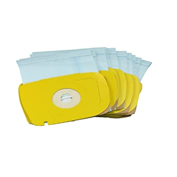10 x Bolsas de aspiradora bolsas para aspiradora Electrolux Lux 1 Royal y Classic D820