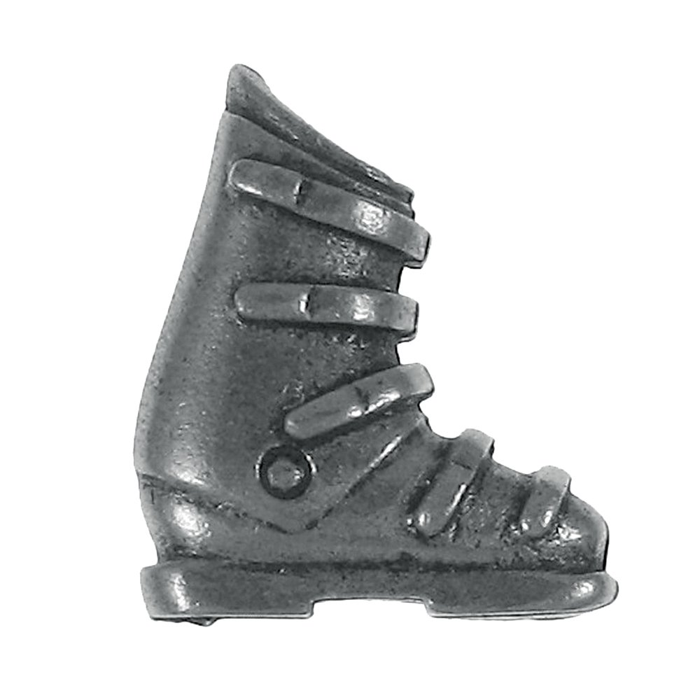 Jim Clift Design Ski Boot Lapel Pin - 25 Count