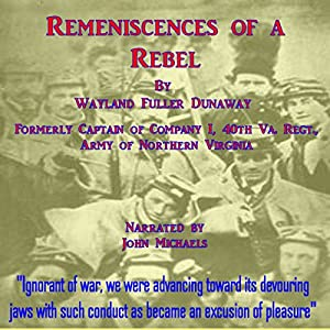 Reminiscences of a Rebel Audiobook