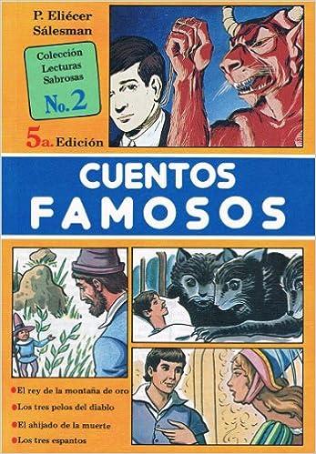 Cuentos Famosos (Colección Lecturas Sabrosas): P. Eliécer Sálesman: Amazon.com: Books