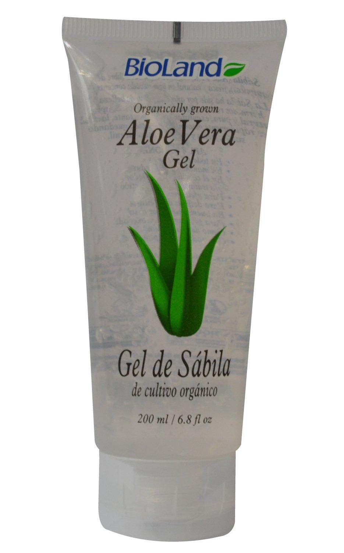 Bioland Organic Aloe Vera Gel, 300 ml.