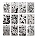12pcs Drawing Painting St....<br>
