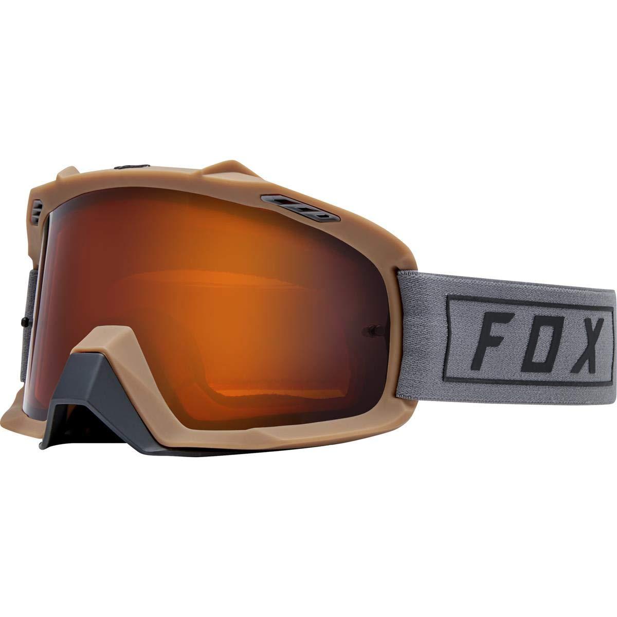 Fox Brille Air Space Enduro - Glas Dual Orange, Grey, Größe OS Größe OS FOX HEAD EUROPE S.L.U. 22679-006-OS