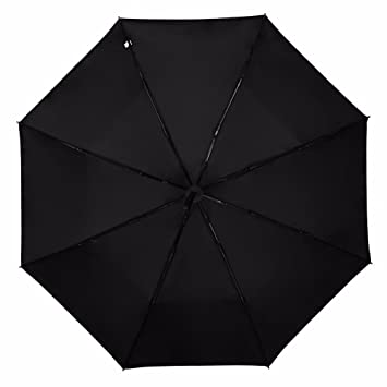 CNBBGJ Sol negro pequeño paraguas paraguas de sombra doble UV vinilo chica coque banana enviado bajo