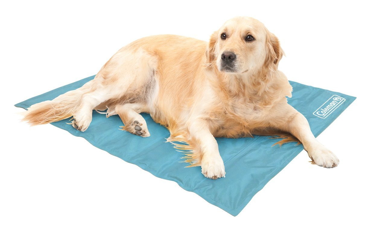 Coleman Comfort Cooling Gel Pet Pad Mat in Large 20''x36'', for Large Pets