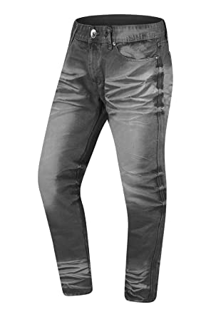 03fd9aba Trending Apparel Men Jeans Pants Denim Acid Wash Gray Olive Wrinkled  Straight Fit at Amazon Men's Clothing store: