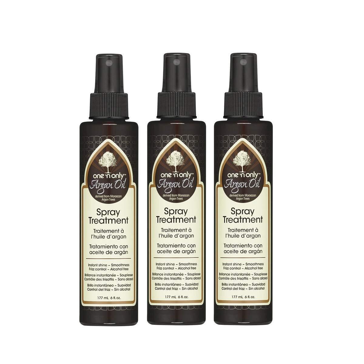 One N Only Argan Oil Spray Treatment 6oz (3 Pack)