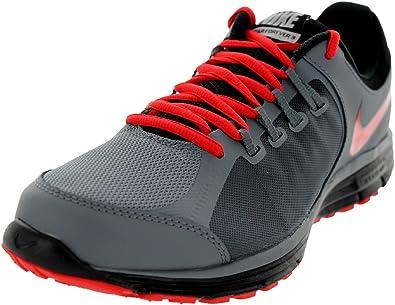 Nike Lunar Forever - Zapatillas de Running para Hombre, Gris (Cl Gry/Lt Crmsn/Mtllc Slvr/Blk), 42 EU: Amazon.es: Zapatos y complementos