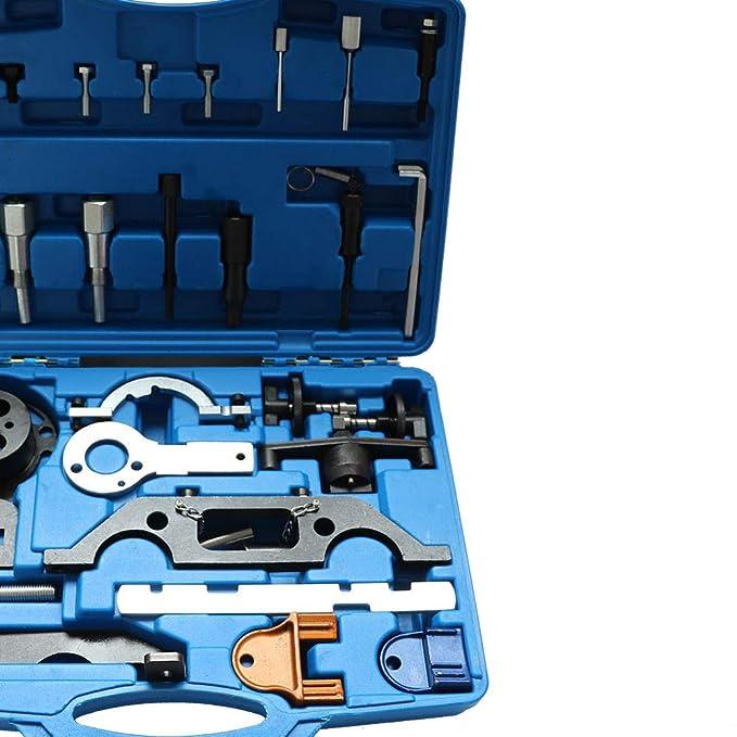 KAHE2016 - Kit de Herramientas de sincronización para Correa de Motor, para Opel Vectra Astra Corsa X20: Amazon.es: Coche y moto